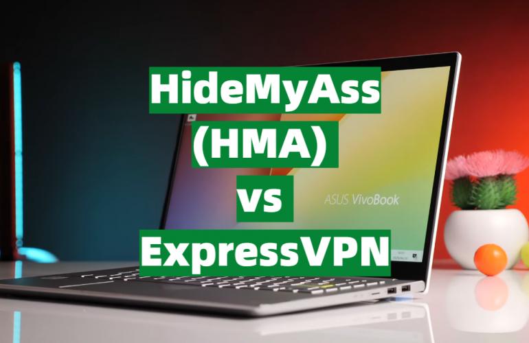 HideMyAss (HMA) vs ExpressVPN Comparison