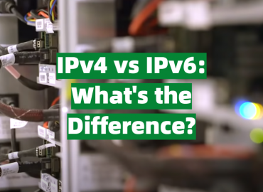 IPv4 vs IPv6: What's the Difference?
