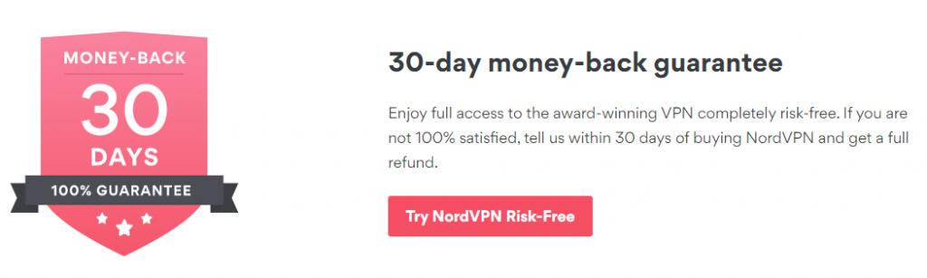 NordVPN Refunds