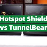 Hotspot Shield vs TunnelBear